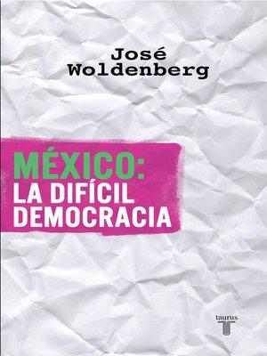 cover image of México