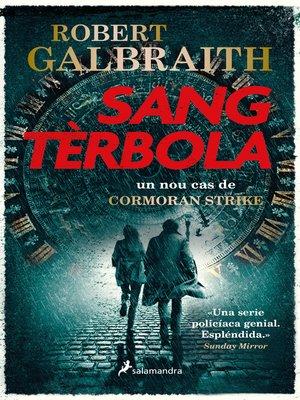 cover image of Sang tèrbola