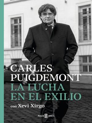 cover image of La lucha en el exilio