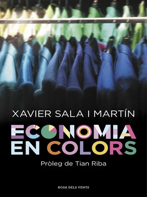 cover image of Economia en colors