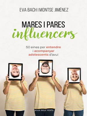 cover image of Mares i pares influencers