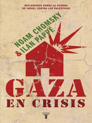 cover image of Gaza en crisis