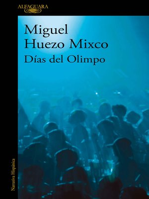 cover image of Días del Olimpo