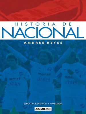 cover image of Historia de Nacional