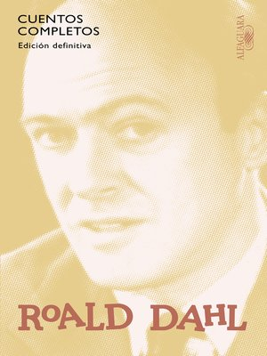 cover image of Cuentos completos de Roald Dahl