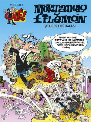 cover image of ¡Felices fiestaaas!