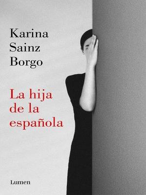 cover image of La hija de la española