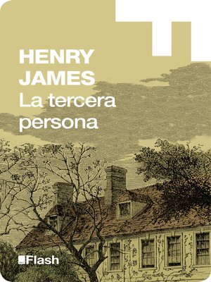 cover image of La tercera persona (Flash Relatos)
