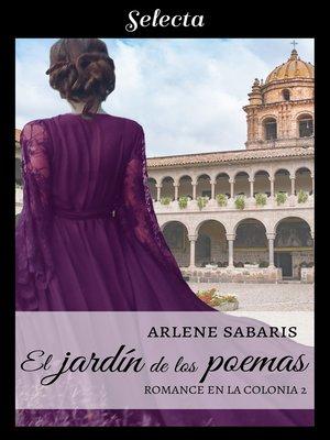 cover image of El jardín de los poemas
