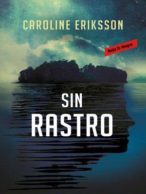 cover image of Sin rastro