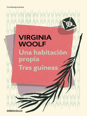 cover image of Un cuarto propio | Tres guineas
