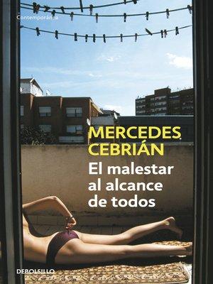cover image of El malestar al alcance de todos