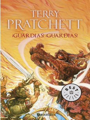 cover image of ¡Guardias! ¡Guardias! (Mundodisco 8)