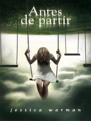 cover image of Antes de partir