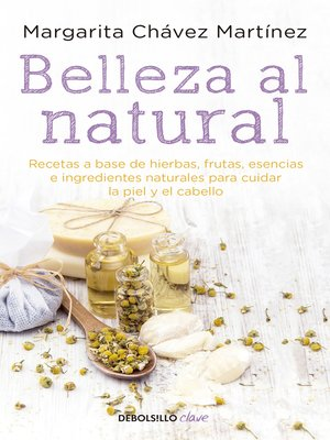 cover image of Belleza al natural