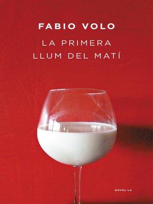cover image of La primera llum del matí