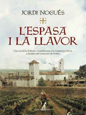 cover image of L'espasa i la llavor