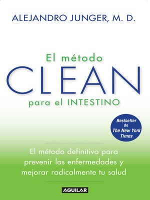 cover image of El método CLEAN para el intestino