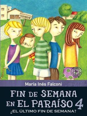 cover image of Fin de semana en el paraíso 4