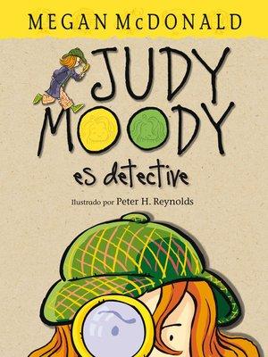 cover image of Judy Moody es detective (Colección Judy Moody 9)