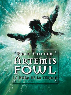 cover image of La hora de la verdad