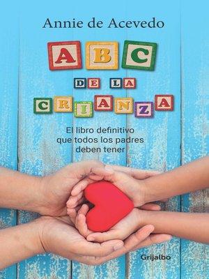 cover image of ABC de la crianza