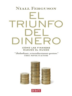 cover image of El triunfo del dinero