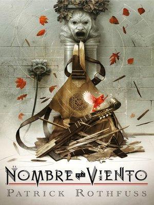 cover image of El nombre del viento