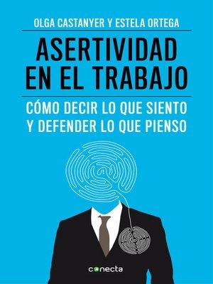 cover image of Asertividad en el trabajo