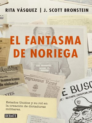 cover image of El fantasma de Noriega
