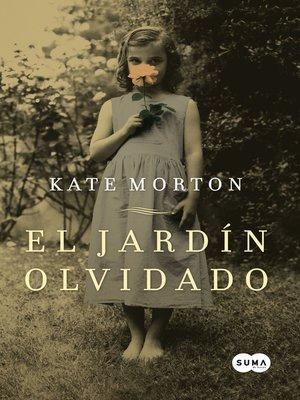 cover image of El jardín olvidado