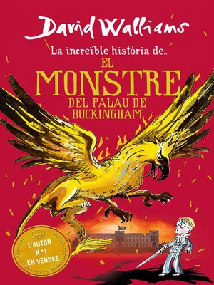 cover image of El monstre del Buckingham Palace