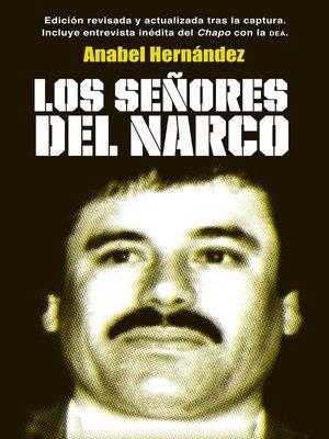 cover image of Los señores del narco (Edición revisada y actualizada)