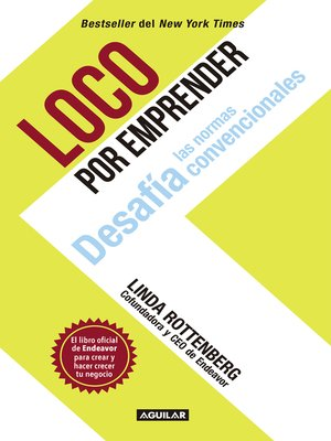 cover image of Loco por emprender