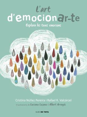 cover image of L'art d'emocionar-te