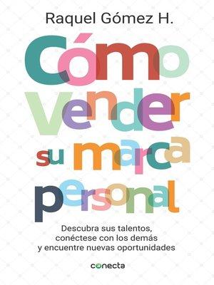 cover image of Cómo vender su marca personal