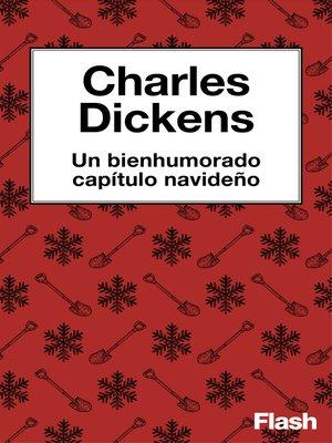 cover image of Un bienhumorado capítulo navideño
