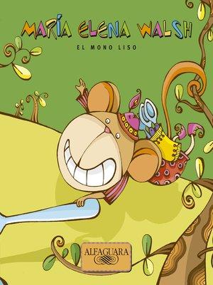 cover image of El mono liso