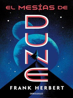 cover image of El mesías de Dune
