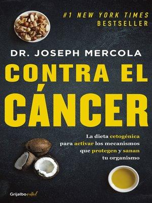 cover image of Contra el cáncer (Colección Vital)