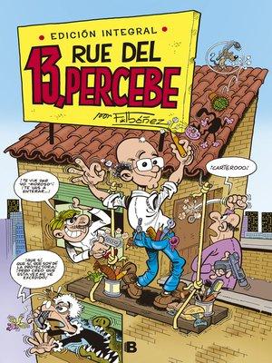 cover image of 13, Rúe del Percebe (edición integral)