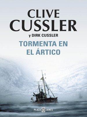 cover image of Tormenta en el Ártico (Dirk Pitt 20)