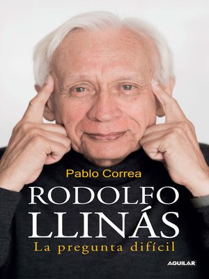 cover image of Rodolfo Llinás