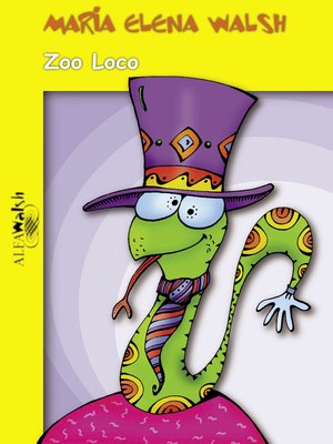 cover image of Zoo loco