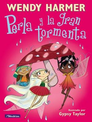 cover image of Perla y la gran tormenta