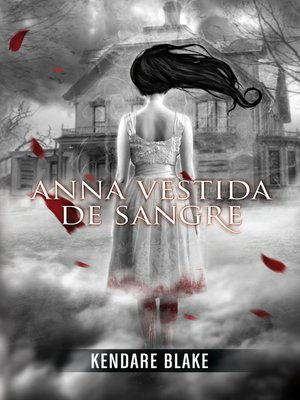 cover image of Anna vestida de sangre (Anna vestida de sangre 1)