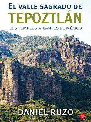 cover image of El valle sagrado del Tepoztlán