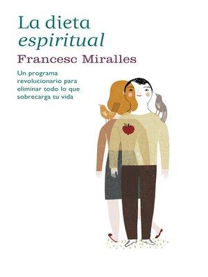 cover image of La dieta espiritual