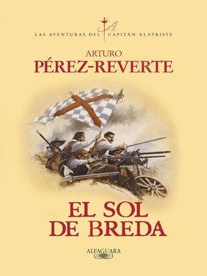 cover image of El sol de Breda (Las aventuras del capitán Alatriste 3)