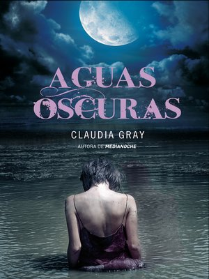 cover image of Aguas oscuras